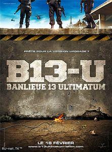 Новые DVD: Боевики: 13-й район Ультиматум