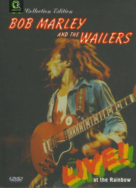 Bob Marley and the Wailers Live at the Rainbow (2 DVD)