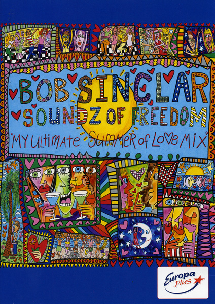 Bob Sinclair Soundz Of Freedom