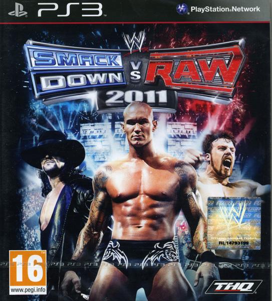 Smackdown vs Raw 2011 (PS3)