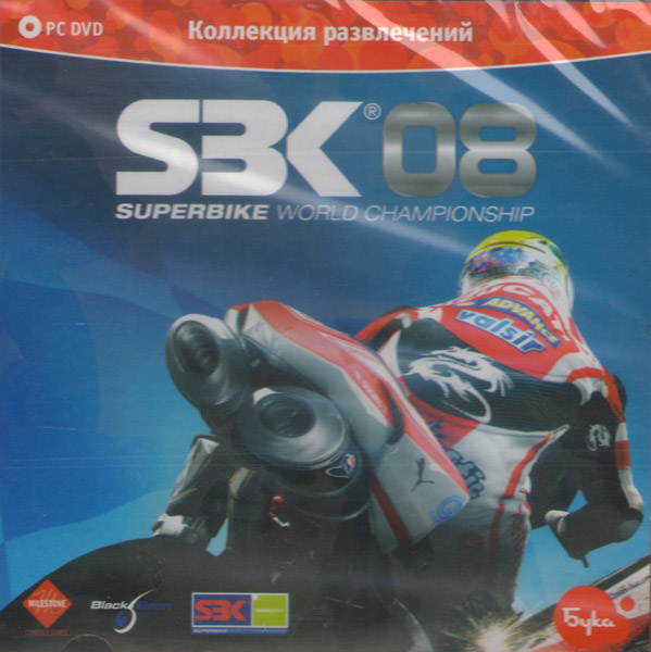 SBK 08 Superbike World Championship (PC DVD)