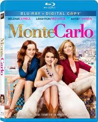 Монте Карло (Blu-ray)