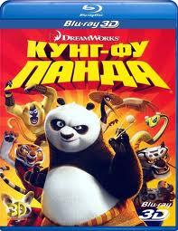 Кунг-Фу Панда 3D 2D (Blu-ray 50GB)