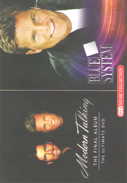 Modern talking The final album The ultimate dvd / Blue system