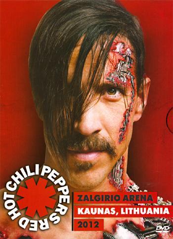 Red Hot Chili Peppers Zalgirio Arena / Kaunas 2012