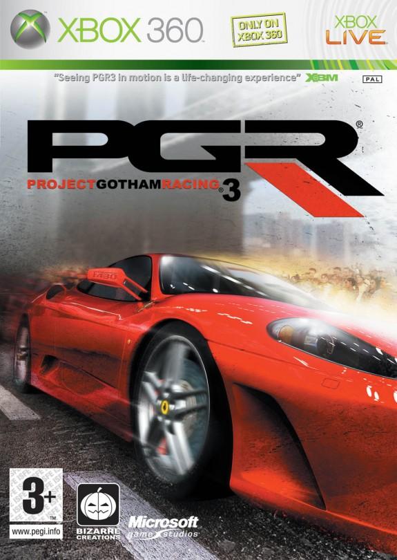 Project Gotham Racing 3 (Xbox 360)