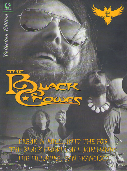 Black Crowes Freak n rol into the fog Live in San Francisco