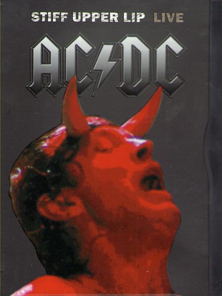 AC DC Stiff Upper Lip LIVE