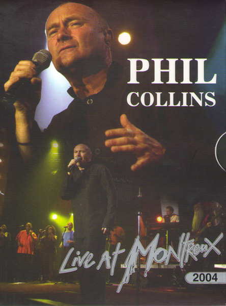 Phil Collins Live at Montreux 2004 (2 DVD)
