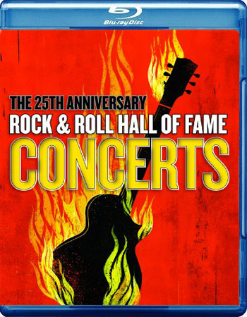 The 25th Anniversary Rock  Roll Hall Of Fame Concerts (2 Blu-ray)
