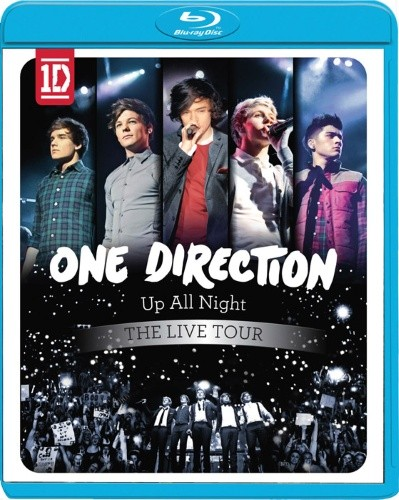 One Direction Up All Night The Live Tour (Blu-ray)