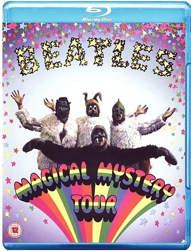 The Beatles Magical Mystery Tour (Невероятное Магическое Путешествие) (Blu-ray)