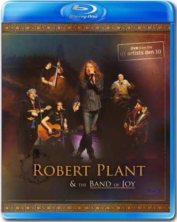 Robert Plant The Band Of Joy Live From The Artists Den (Blu-ray)