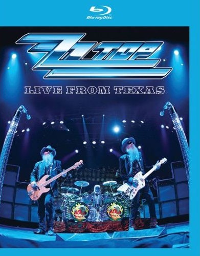 ZZ Top  Live from Texas (Blu-ray)