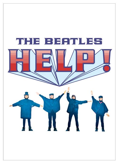The beatles Help (2 DVD)