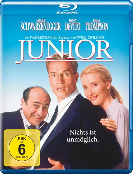 Джуниор (Blu-ray)