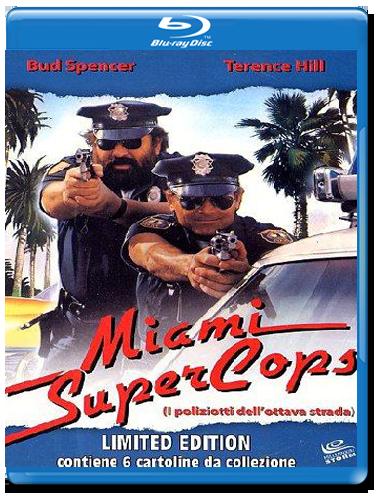 Суперполицейские из Майами (Blu-ray)