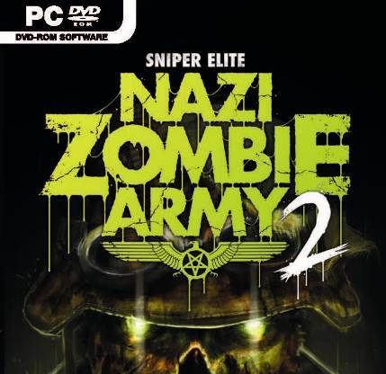 Sniper Elite Армия тьмы 2 (PC 2 DVD)