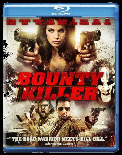 Наемный убийца (Blu-ray)