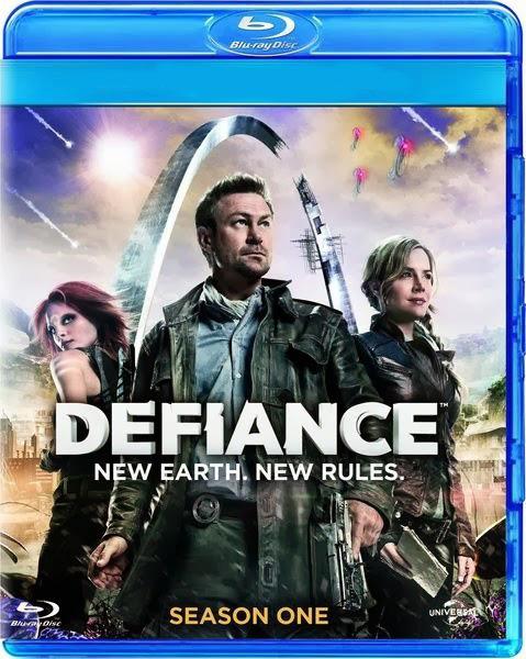 Вызов (Непокорная Земля) 1 Сезон (12 серий) (2 Blu-ray)