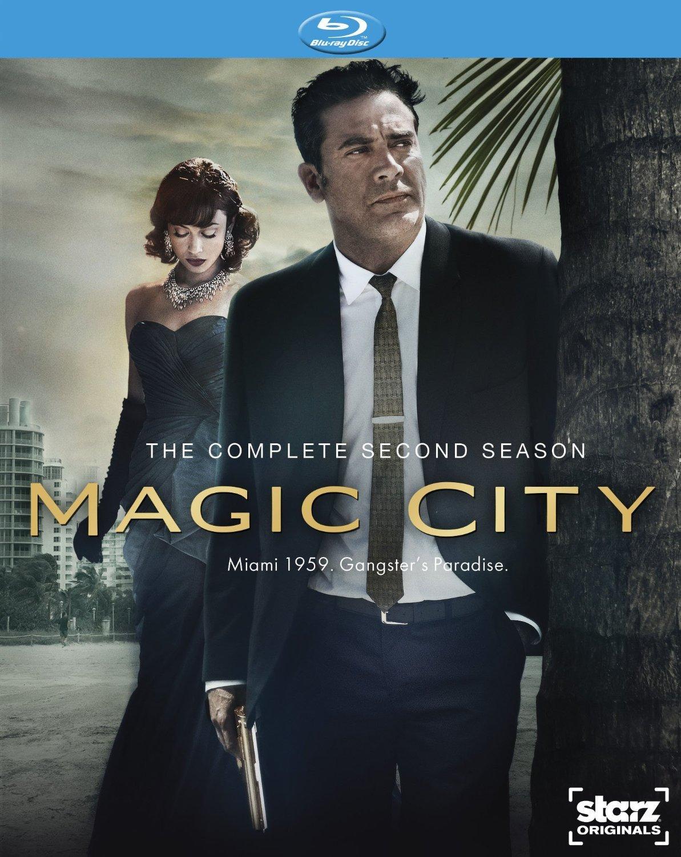 Волшебный город (Город мечты) 2 Сезон (8 серий) (3 Blu-ray)
