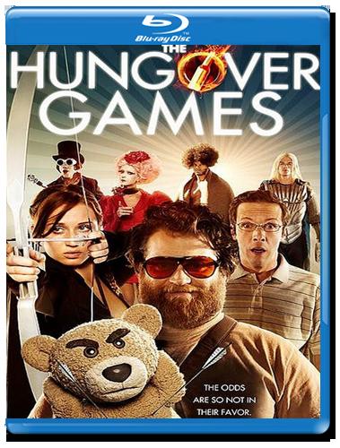 Похмельные игры (Blu-ray)