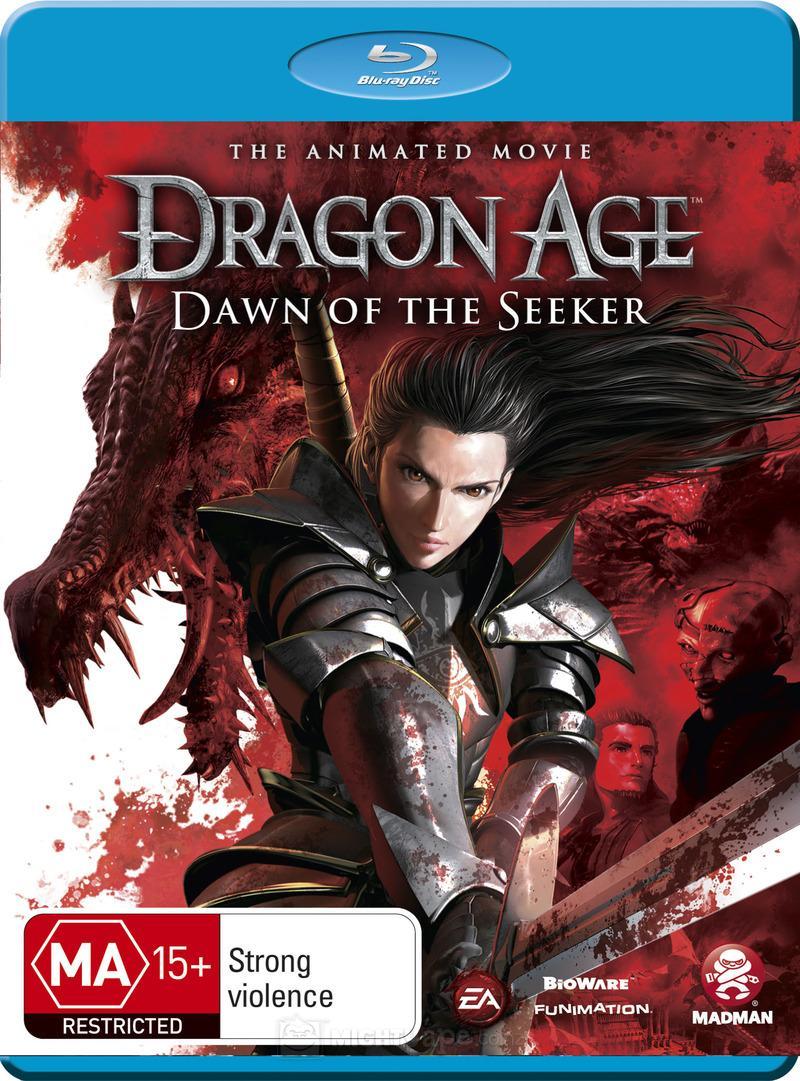 Эпоха дракона Рождение Искательницы (Blu-ray)