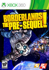 Фильмы и музыка на DVD - новинки: Borderlands The Pre Seque (Xbox 360)