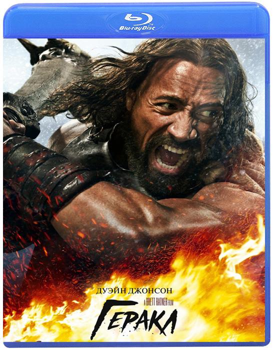 Геракл 3D 2D (2 Blu-ray)