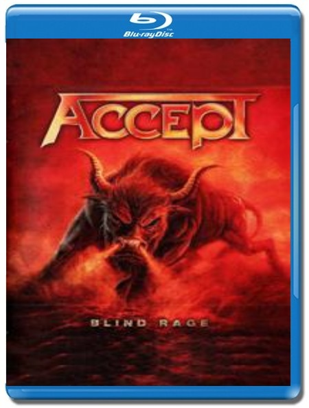 Accept Blind Rage Live In Chile (Blu-ray)