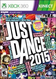 Фильмы и музыка на DVD - новинки: Just Dance 2015 (Xbox 360 Kinect)