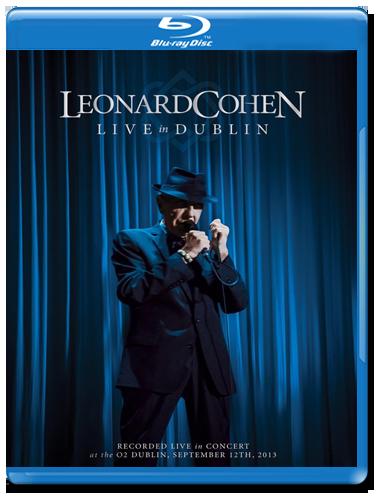 Leonard Cohen Live in Dublin (Blu-ray)