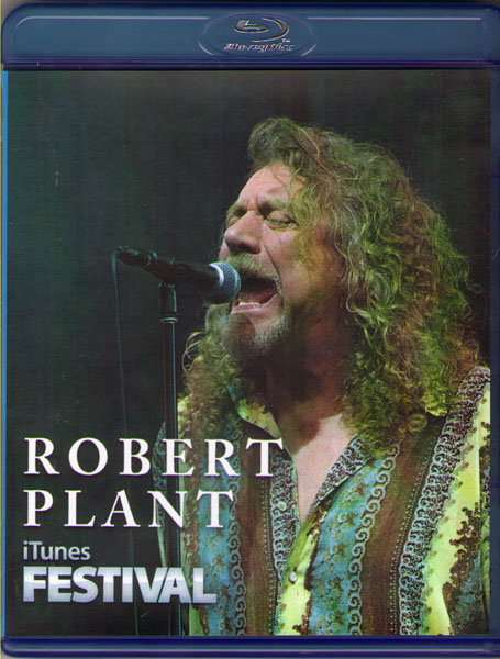 Robert Plant iTunes Festival London (Blu-ray)