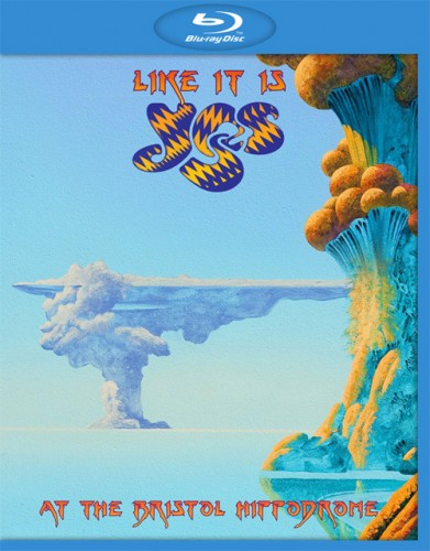 Like It Is Yes at the Bristol Hippodrome (Blu-ray)
