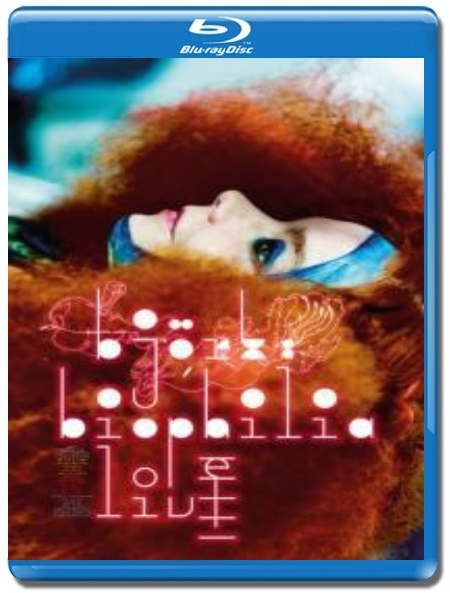 Bjork Biophilia Live (Blu-ray)