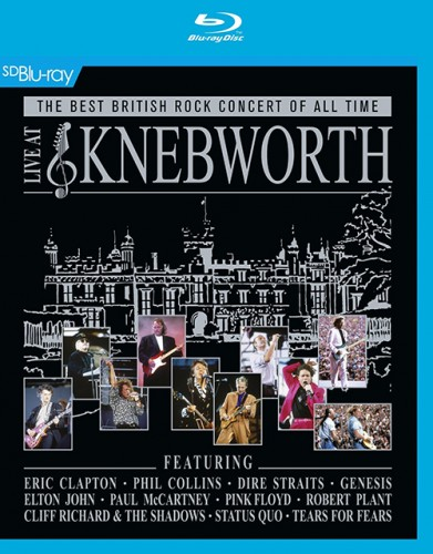 The Best British Rock Concert Of All Time Live At Knebworth (Blu-ray)