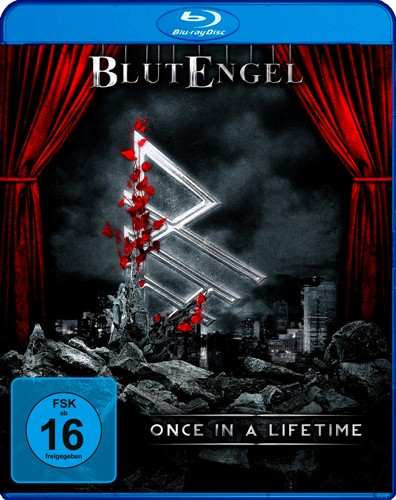 Blutengel Once in a Life Time (Blu-ray)