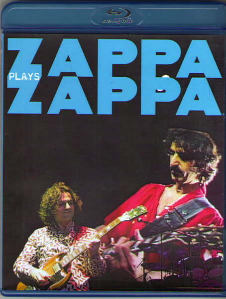 Zappa Plays Zappa House Of Blues (Blu-ray)