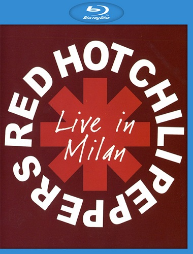 Red Hot Chili Peppers Live in Milan (Blu-ray)