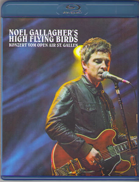 Noel Gallaghers High Flying Birds Konzert vom Open Air St Gallen (Blu-ray)