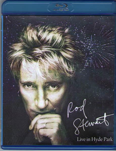 Rod Stewart Live in Hyde Park (Blu-ray)