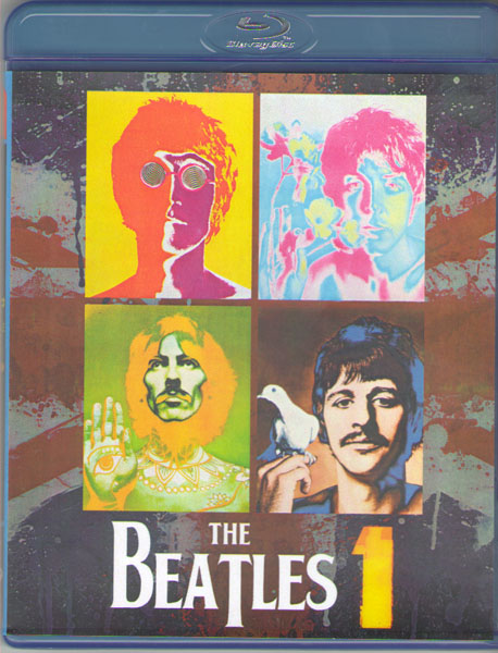 The Beatles 1 (Blu-ray)