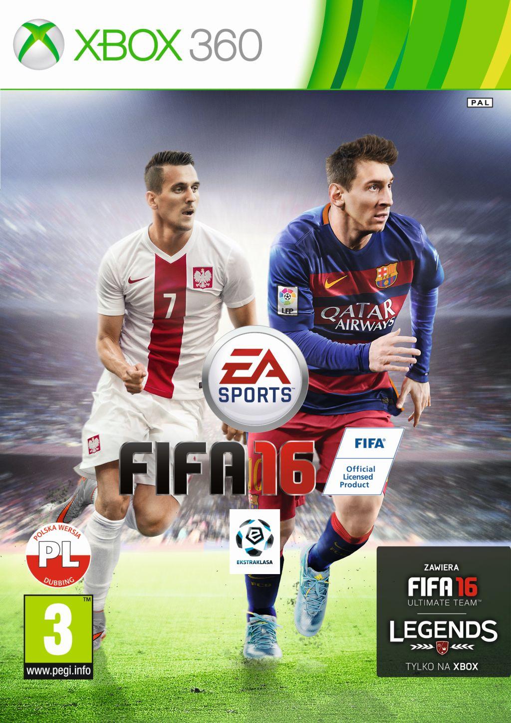 FIFA 2016 (Xbox 360)