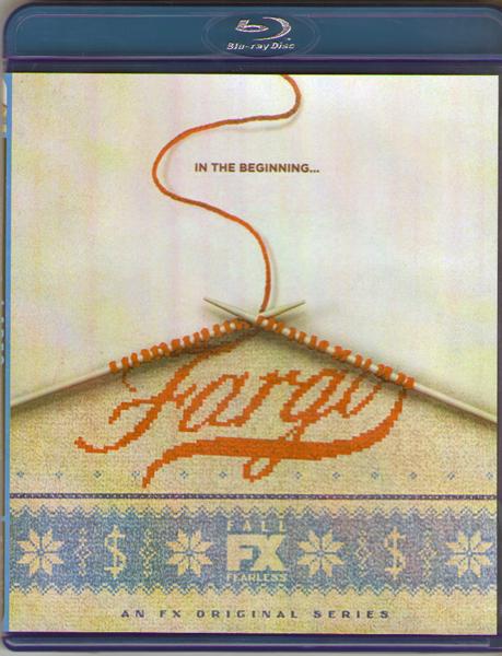 Фарго 2 Сезон (10 серий) (2 Blu-ray)