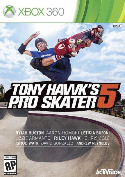 Tony Hawks Pro Skater 5 (Xbox 360)