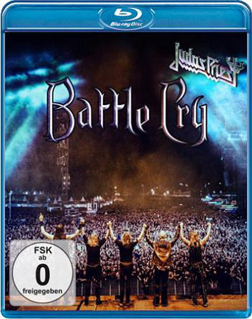 Judas Priest Battle Cry (Blu-ray)