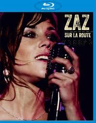 Zaz Sur la route (Blu-ray)
